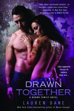 Review: Drawn Together (Brown Siblings #6) by Lauren Dane