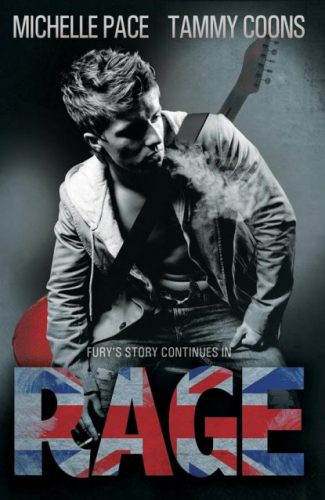 Cover Reveal and Giveaway : Rage (Sound Wave #2) by Michelle Pace & Tammy Coons