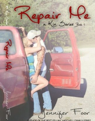 Review & Giveaway : Repair Me (Kin #1) by Jennifer Foor
