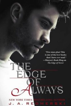 Review & Giveaway: The Edge of Always (The Edge of Never #2) by J.A. Redmerski
