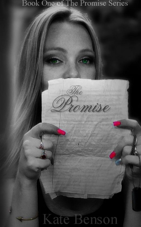 Cover Reveal & Author Spotlight: The Promise by Kate Benson
