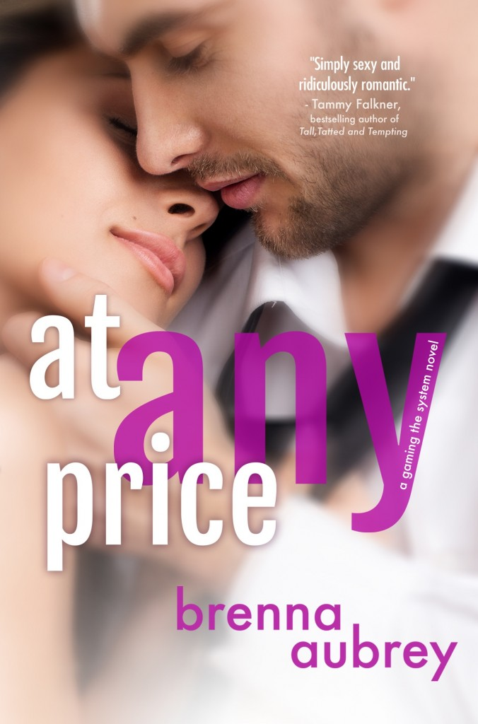 Cover Reveal: At Any Price by Brenna Aubrey