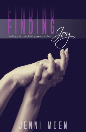 Cover Reveal: Finding Joy by Jenni Moen