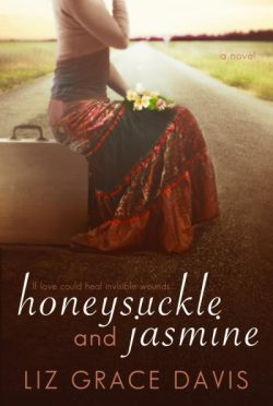 Cover Reveal: Honeysuckle and Jasmine by Liz Grace Davis