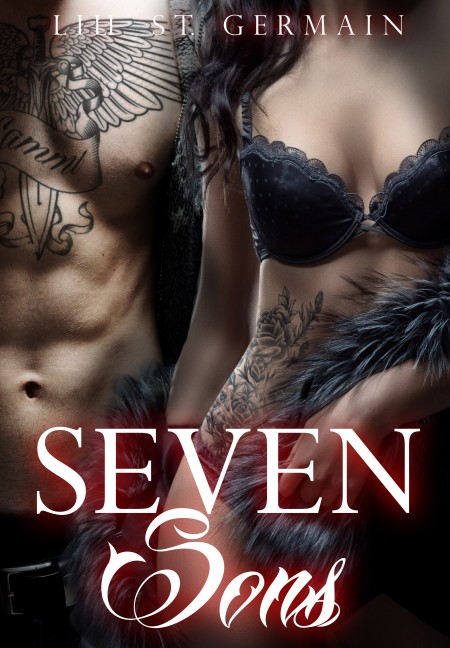 Cover Reveal & Giveaway: Seven Sons by Lili St. Germain