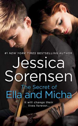 Cover Re-Reveal: The Secret of Ella and Micha (The Secret #1) by Jessica Sorensen