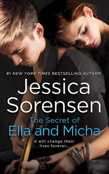 Cover Re-Reveal: The Secret of Ella and Micha (The Secret #1) by Jessica Sorensen