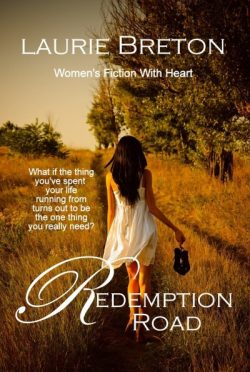 Cover Reveal: Redemption Road (Jackson Falls #4) by Laurie Breton