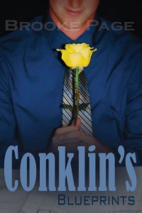 Cover Re-Release: Conklin's Blueprints by Brooke Page