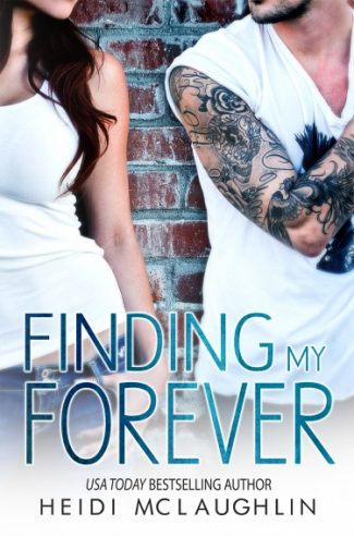 Cover Reveal: Finding My Forever (Beaumont #3) by Heidi McLaughlin