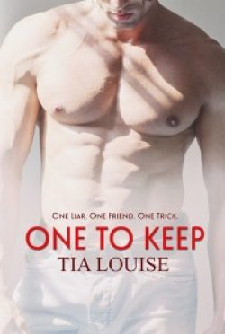 Cover Reveal: One to Keep by Tia Louise