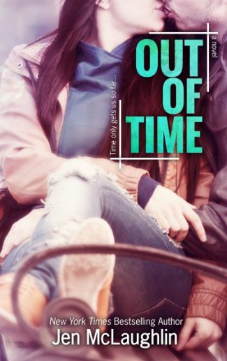 Review & Giveaway: Out of Time (Out of Line #2) by Jen McLaughlin