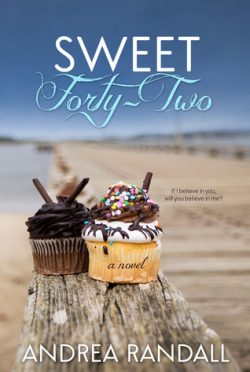 Review & Giveaway: Sweet Forty-Two (November Blue #3) by Andrea Randall