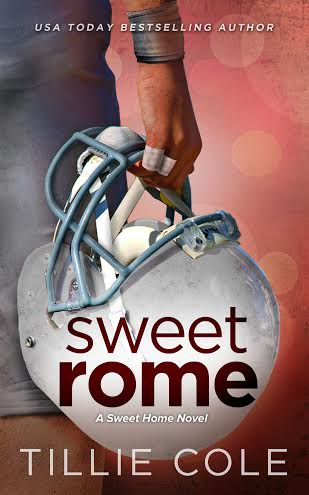 Cover Reveal: Sweet Rome (Sweet Home #2) by Tillie Cole