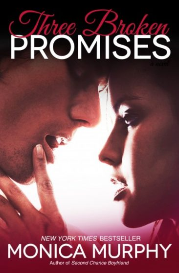 Release Day Blitz & Giveaway: Three Broken Promises (Drew + Fable #3) by Monica Murphy