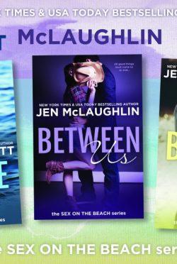 Cover Reveal & Giveaway: Sex on the Beach series by Jenna Bennett, Jen McLaughlin & Jennifer Probst