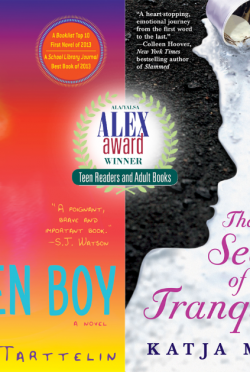 Book Promos & Giveaway: The Sea of Tranquility by Katja Millay and Golden Boy by Abigail Tarttelin
