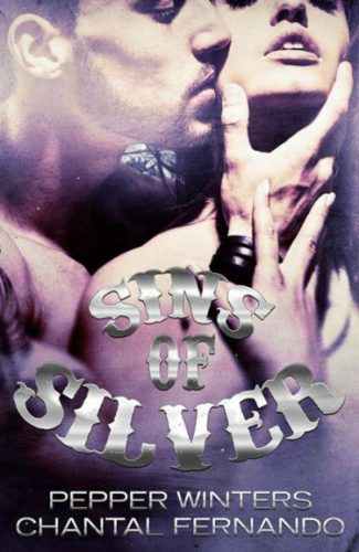 Cover Reveal: Sins of Silver by Pepper Winters & Chantal Fernando
