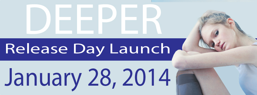 DEEPER Release Day Launch Banner