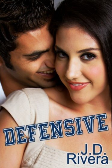 Cover Reveal & Giveaway: Defensive (Guarded #1) by J.D. Rivera