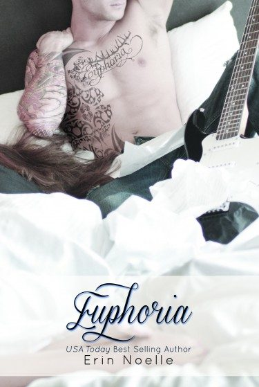 Review & Giveaway: Euphoria (Book Boyfriend #3) by Erin Noelle