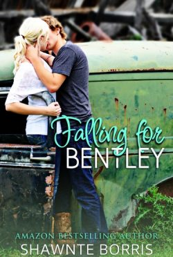 Cover Reveal: Falling for Bentley