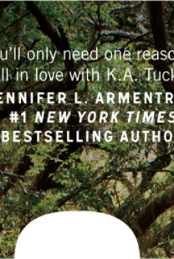 Cover Reveal: Five Ways to Fall (Ten Tiny Breaths #4) by K.A. Tucker