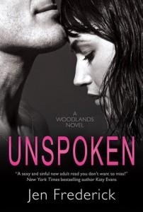 Jen Frederick - Unspoken