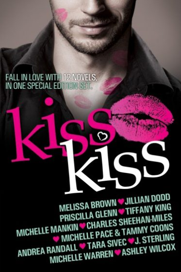 Book Blitz & Giveaway: Kiss Kiss by Various Authors