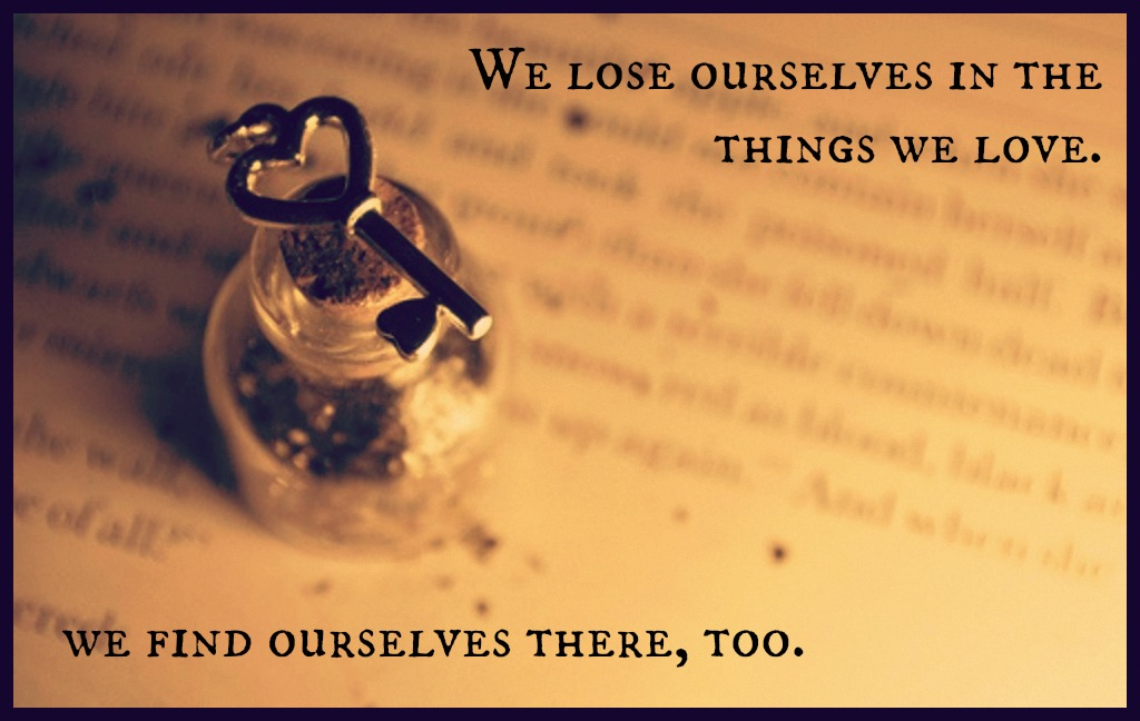 Lose ourselves