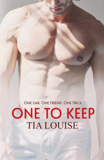 Release Day Launch: One to Keep (One to Hold #2) by Tia Louise