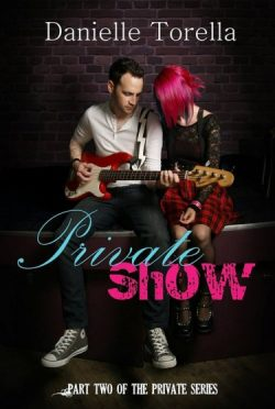 Release Day Blitz: Private Show (Private #2) by Danielle Torella