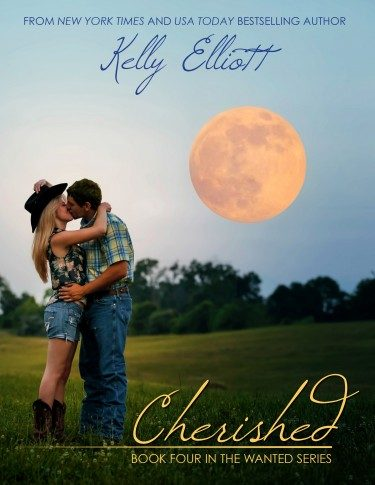 Release Day Launch & Giveaway: Cherished (Wanted #4) by Kelly Elliott