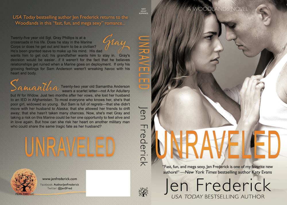 unraveled full wrap