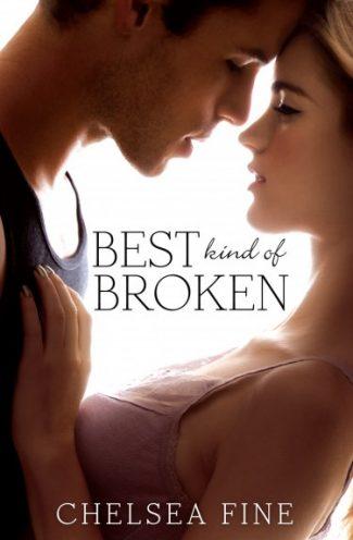 Release Day Launch: Best Kind of Broken (Finding Fate #1) by Chelsea Fine