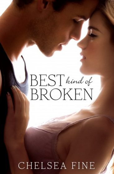 Release Day Launch: Best Kind of Broken (Finding Fate #1) by Chelsea Fine