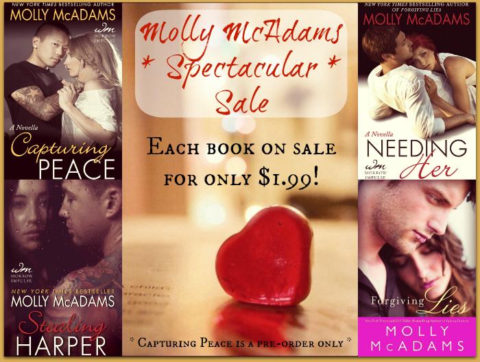 Author Spotlight Molly Mcadams Books To Breathe