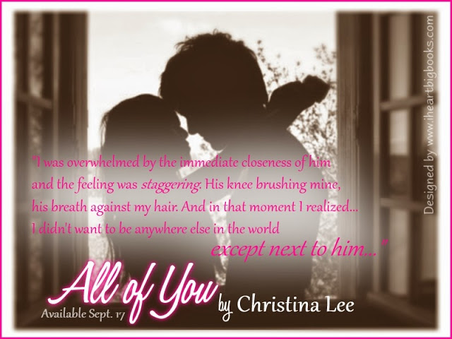 Christina Lee All of You Teaser Quote 1 v2