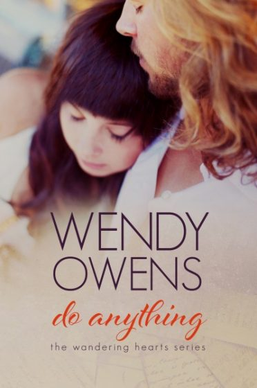 Cover Reveal: Do Anything by Wendy Owens