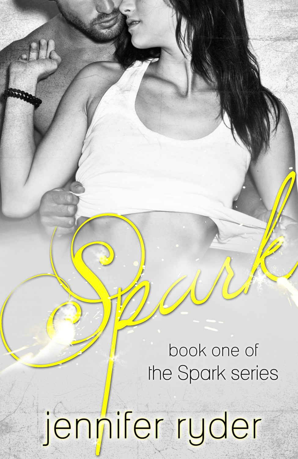 Spark - Jennifer Ryder - eBook high res