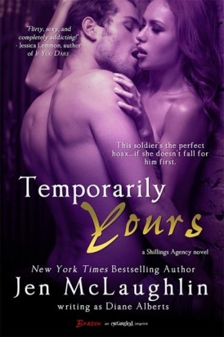 Release Day Launch & Giveaway: Temporarily Yours (Shillings Agency #1) by Jen McLaughlin