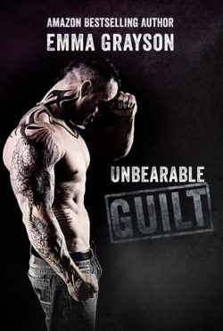 Release Blitz: Unbearable Guilt (Breathe Again, #2)  by Emma Grayson
