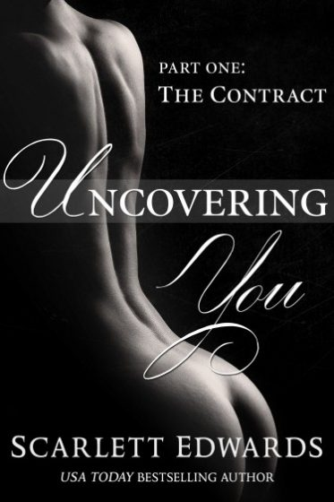 Cover Reveal & Giveaway: Uncovering You: The Contract (Uncovering You #1) by Scarlett Edwards
