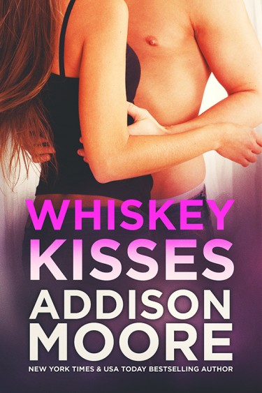 Cover Reveal & Giveaway: Whiskey Kisses (3:AM Kisses #4) by Addison Moore