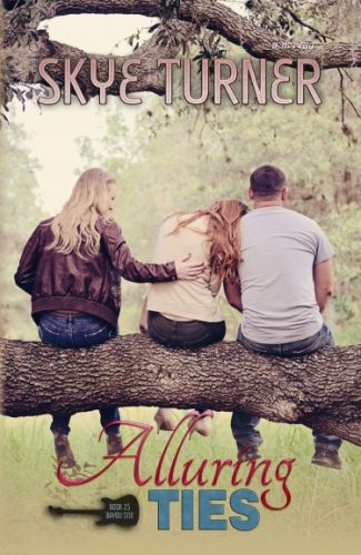 Cover Reveal: Alluring Ties (Bayou Stix #2.5) by Skye Turner