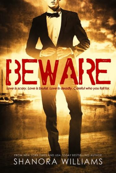 Cover Reveal: Beware by Shanora Williams