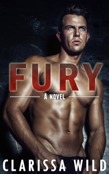 Cover Reveal: Fury (Fierce #1.5) by Clarissa Wild