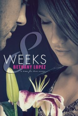 Cover Reveal & Giveaway: 8 Weeks (Time for Love Series #1) by Bethany Lopez