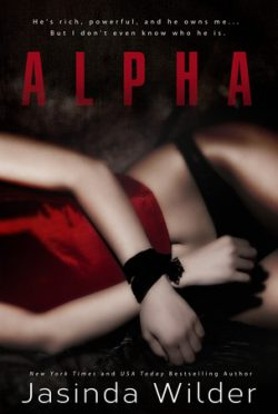 Cover Reveal: Alpha by Jasinda WIlder