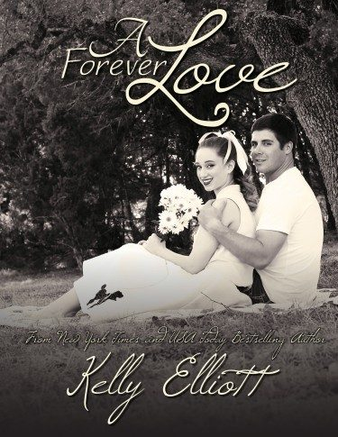 Cover Reveal: A Forever Love (Prequel to Wanted) by Kelly Elliott